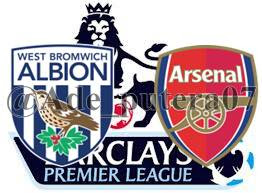 WBA+vs+Arsenal Hasil Skor Akhir West Bromwich Albion WBA vs Arsenal Liga Inggris (Sabtu, 6 April 2013)