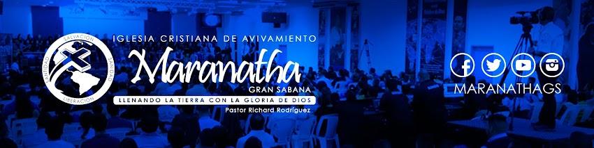 Maranatha-Gran Sabana