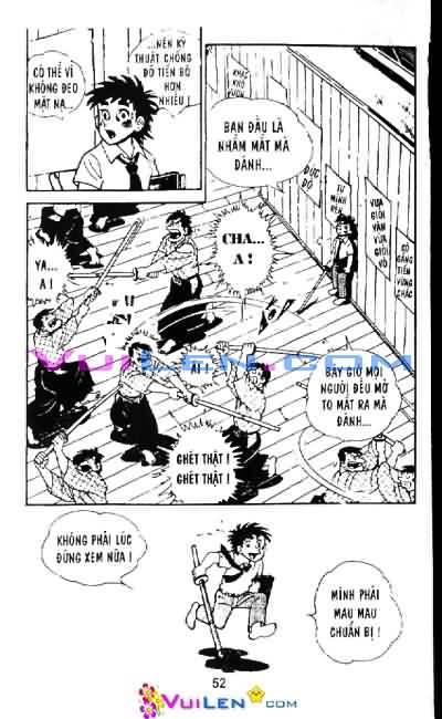 Siêu quậy Teppi chap 6 - Trang 52