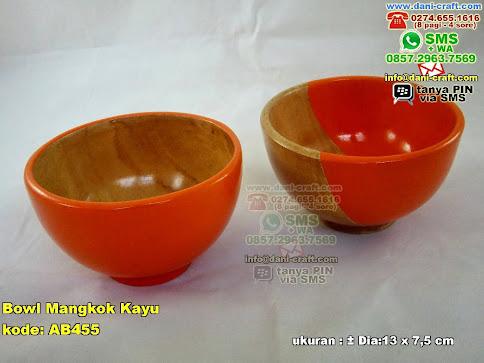 Bowl Mangkok Kayu