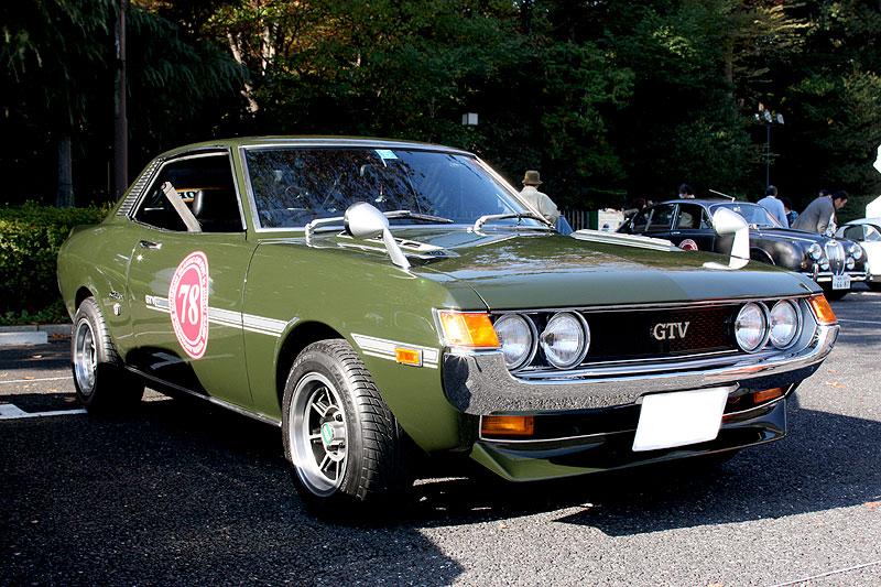 klasyki, nostalgic, oldschool, stara motoryzacja, z duszą, Toyota Celica, old car, zdjęcia, GTV, przód, zielony, green