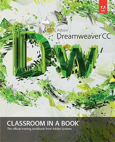 Dreamweaver CC Classroom in A Book