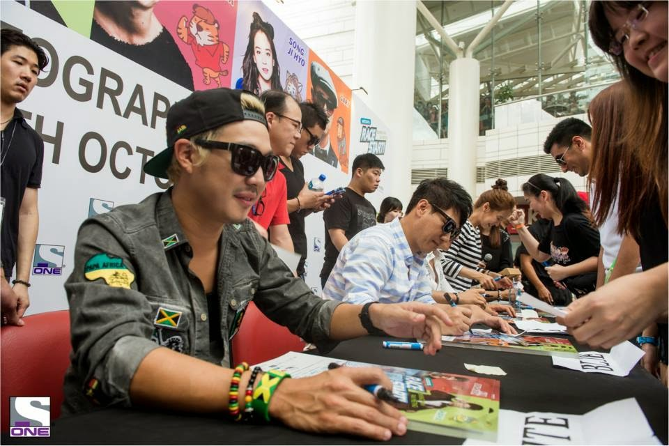 Race Start! Season 2 in Singapore & Malaysia, Running Man Fan Meeting Asia Tour 2014, running man, korean game show, k-pop game show, korean entertainment