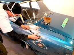 pintar un coche