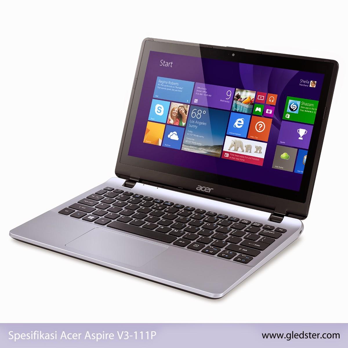 Spesifikasi Acer Aspire V3-111P