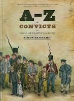 A-Z of Convicts in Van Diemen's Land: Teaching Ideas