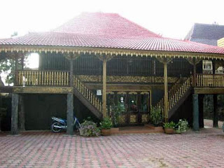 Limas - Traditional Houses of South Sumatra