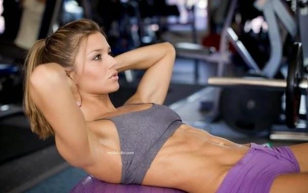 Tüm Vücudu Sıkılaştıran Egzersiz