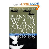 Planning War, Pursuing Peace: The Political Economy of American Warfare