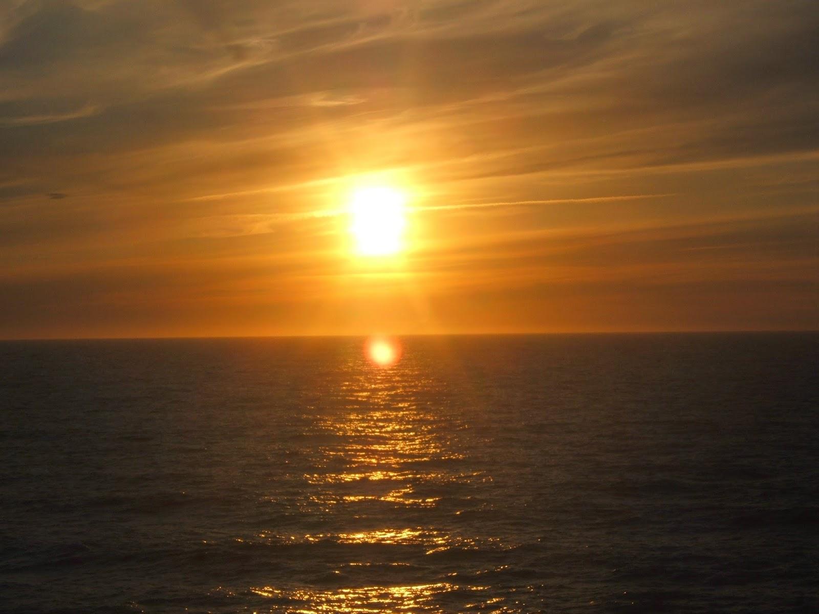 Chez zoreilles je voudrais voir la mer - L heure du coucher du soleil aujourd hui ...
