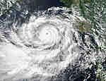 Tropischer Sturm PHAILIN zieht nach Indien, 2013, aktuell, Indien, Indischer Ozean Indik, Oktober, Phailin, Satellitenbild Satellitenbilder, Vorhersage Forecast Prognose, Zyklonsaison Nordindik,