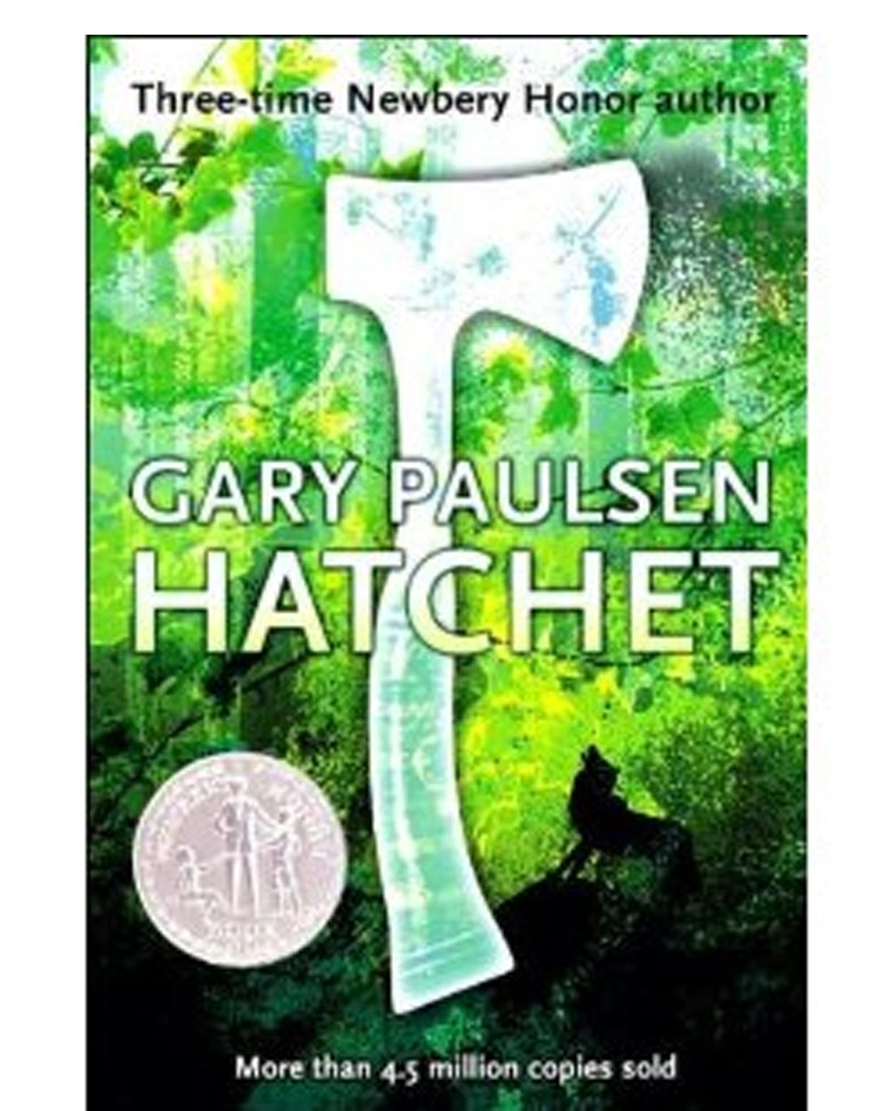a report on the book hatchet by gary paulsen Then you should definitely read hatchet, a book by gary paulsen part of the report was to write a letter to the author telling him or her what you liked and/ or.