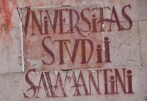 A aprender a Salamanca