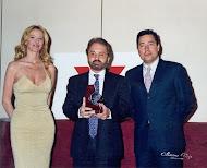 Con Alejandra Prat y Pepe Darosa hijo
