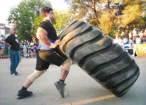 Daniel Pons, el hombre más fuerte de Argentina Danielpons