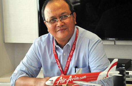 CEO Indonesia AirAsia, Dharmadi