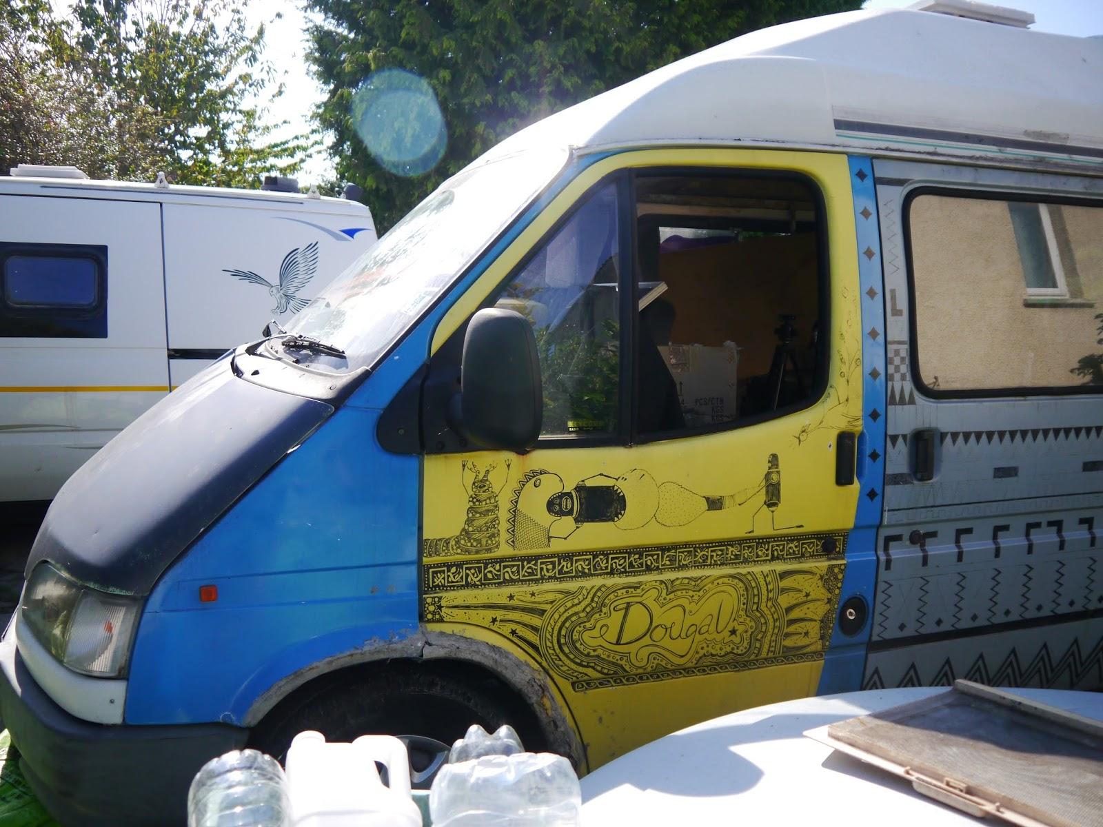 Restoring A Ford Transit Camper Van