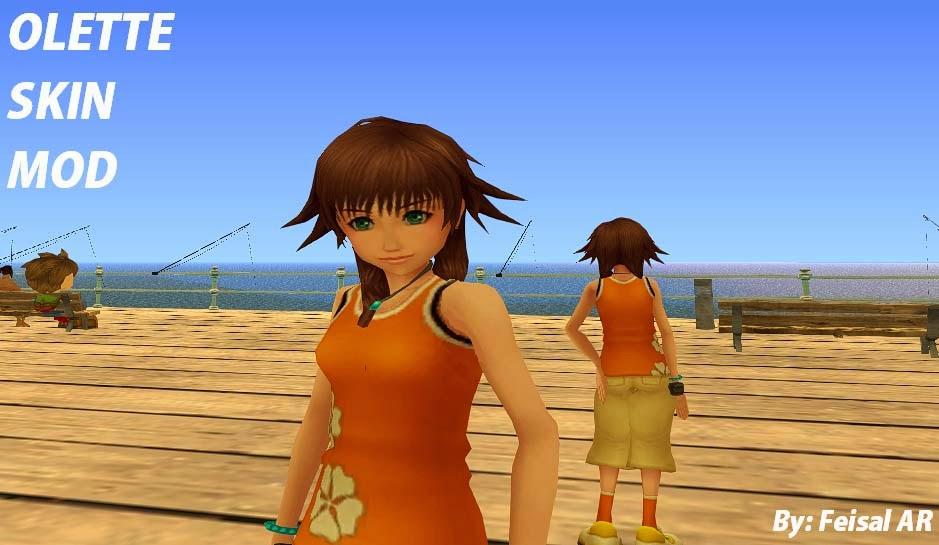 Olette Kingdom Hearts
