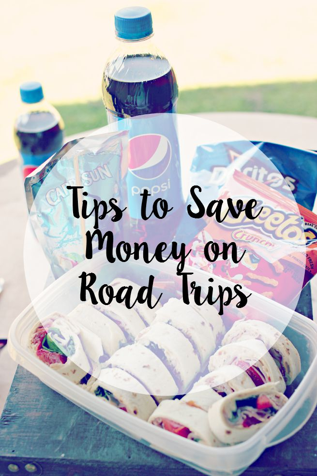 Tips to Save Money on Road Trips (Ham Roll-Up Recipe)  #RoadTripHacks #Albertsons [ad}