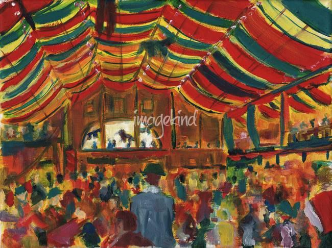Oktoberfest Inspired Art