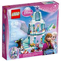 Lego Princesas Disney O Castelo de Gelo da Elsa do filme Frozen