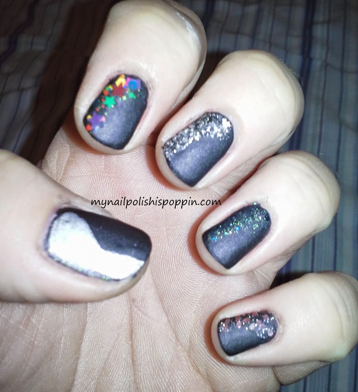 My Nail Polish Is Poppin\'