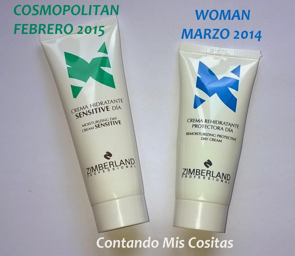 zimberland crema sensitive cosmopolitan febrero 2015