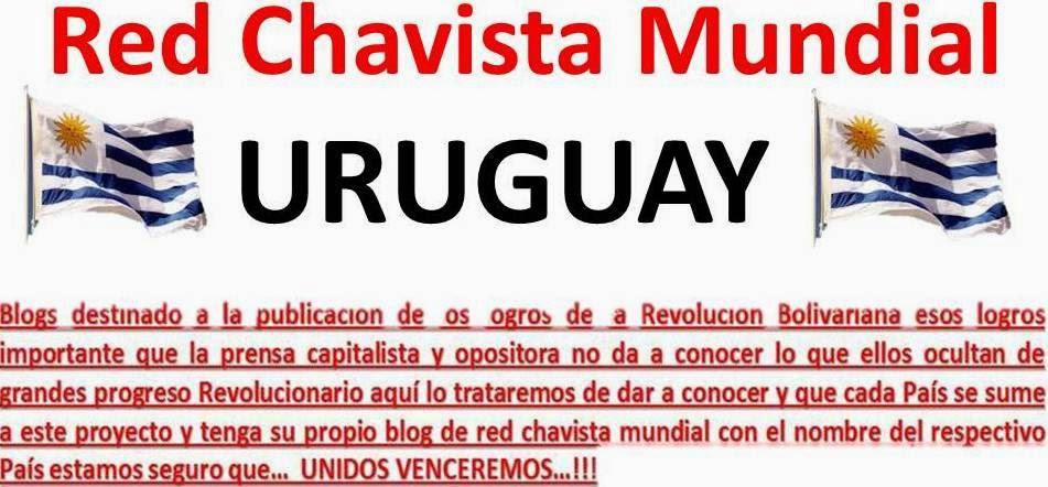RED  Chavista Mundial Uruguay