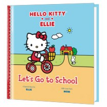 Let's Go to School: Hello Kitty & Me cover