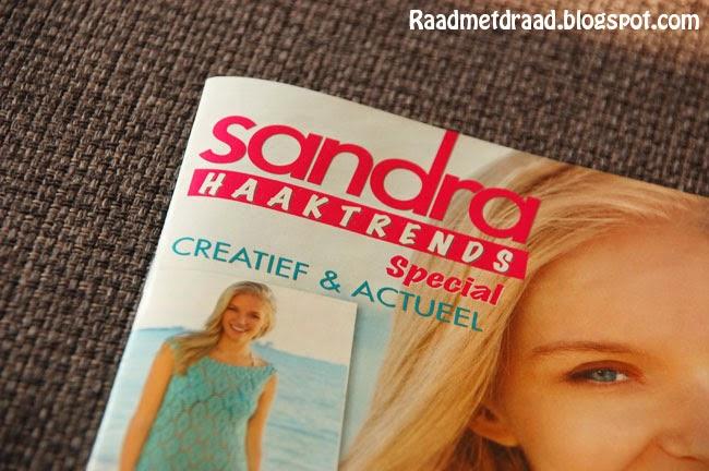 Haken, tijdschrift, haaktrends, Sandra, patronen, modellen, zomer
