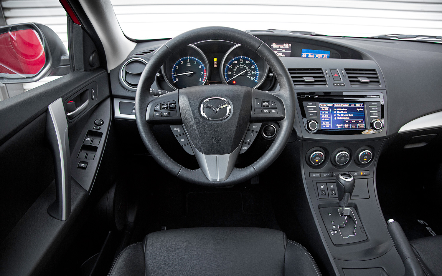 New 2013 Mazda 3 Review All About Cars