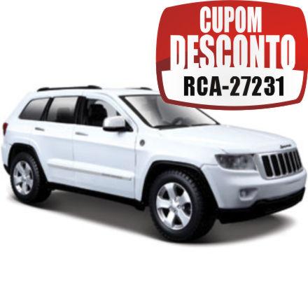 Cupom Efácil - Jeep Grand Cherokee Laredo Maisto