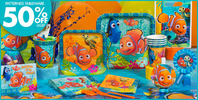 Finding Nemo Birthday Party Ideas