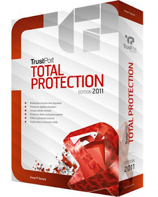 TrustPort Total Protection 2011 v11.0.0.4615