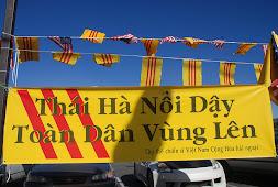 Hải ngoại : Yểm trợ Thái Hà