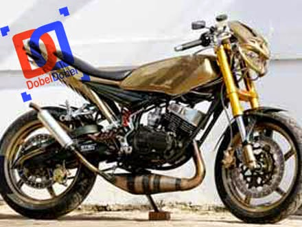 ide modifikasi motor yamaha rx king cobra