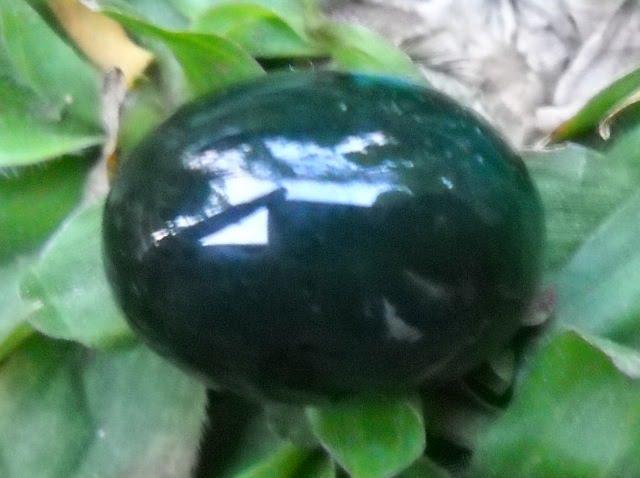 BC18- Batu Bacan Hijau..Proses Kristalisasi !!_SOLD