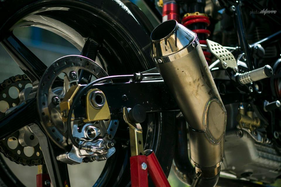 Racing Cafè: Ducati Rad02 Pata Negra by Radical Ducati