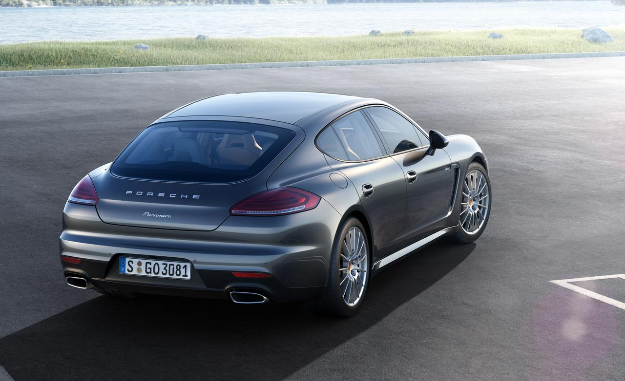 latest cars models 2014 porsche panamera. Black Bedroom Furniture Sets. Home Design Ideas