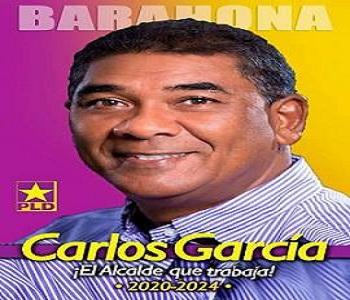 CARLOS GARCÍA  ALCALDE