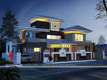 Ultra Modern Home Design Contemporary