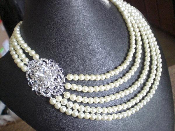 Fashion Klix Pearl Jewellery Designs