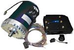 Componentes para vehículos eléctricos.