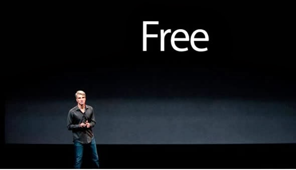 Apple ended the Era of Paid Operating Systems