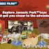 "Burger King ""Jurassic Park"" Toys"