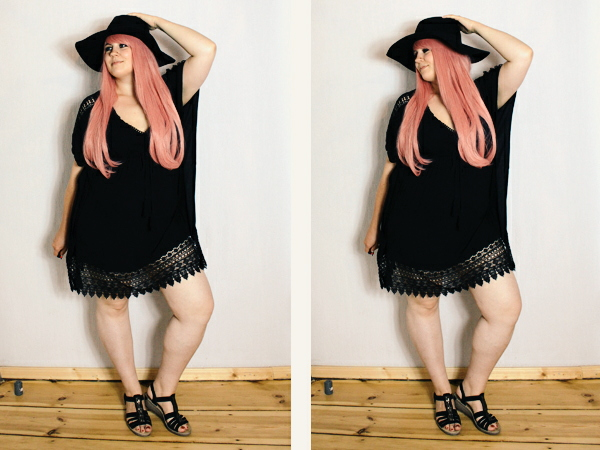 plussize Sommeroutfit von New Look