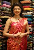 Pranitha glamorous photos at VRK Silks-thumbnail-8
