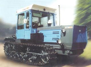 Гусеничный Сельскохозяйственный трактор ХТЗ-220