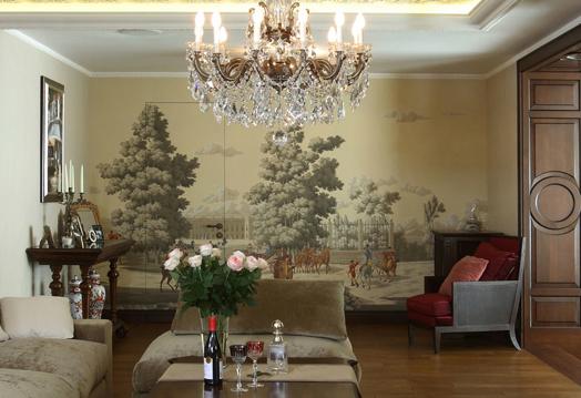 Splendid sass de gournay wallpapers - Installation de papier peint ...