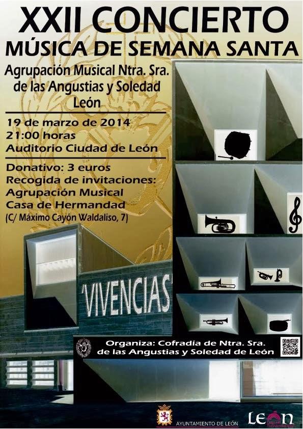 Concierto Agrupacion Musical Angustias y Soledad Leon